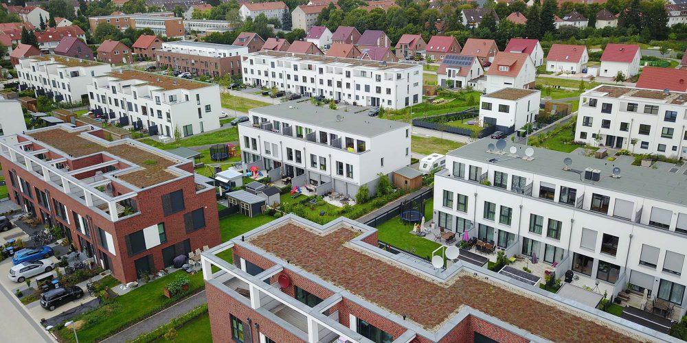 Projekt Wohngebiet-an-der-Gartenbauschule von Wessels, Gruenefeld und Diekmann Ingenieurberatung GmbH Beratung Planung und Realisierung aus Hannover auf www.ing-wgud.de